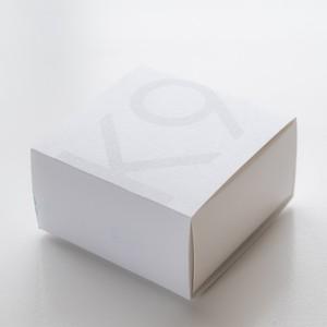 【無料オプション】木とアクリルのアクセサリーの箱・K9(ケー・ナイン)