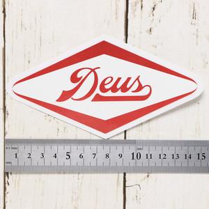 [メール便対応] Deus Ex Machina Sticker デウス エクス マキナ ステッカー