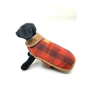 【XSサイズ】寒い日のお散歩におしゃれな犬用コート!PENDLETON(ペンドルトン)コート XSサイズ 小型犬用