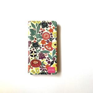北欧デザイン 手帳型スマートフォンケース [ベルトなし] | iPhone6/7/8/SE(第二世代)兼用 |  tulip