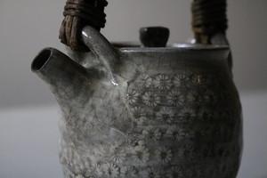 府川 和泉 三島唐津土瓶