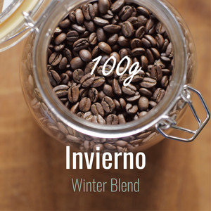 "2019-2020 Winter Blend ""Invierno"" 100g"