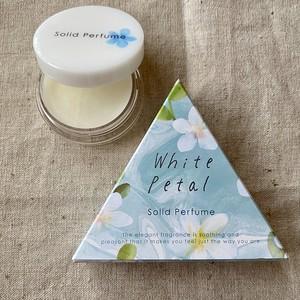 生活の木 練り香水 ホワイトペタル  6g
