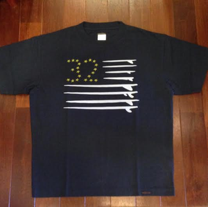 "SUNNY SPORTS/サニースポーツ | 【SALE!!!】 "" FLAG "" TEE - Dark Navy"