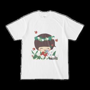 「五戸のおんこちゃん」Tシャツ(春)