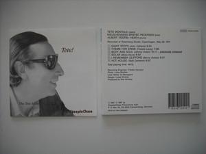 【CD】TETE MONTOLIU / TETE!