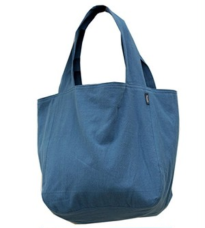ラウンドbag(ブルー)