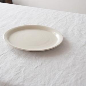 オノエコウタ Kota Onoe  白リム皿