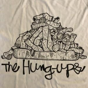 the hung ups / ashtray  t-shirt SMALL