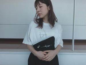 【WALTZMORE】logo pouch