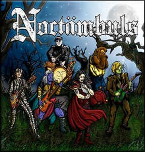 Noctämbuls  ( First album CD )