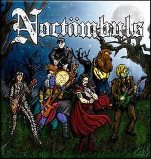 Noctämbuls  ( First album CD )