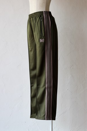 【Needles】track pant poly smooth