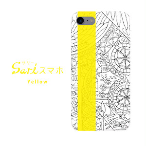 サリースマホ(yellow)