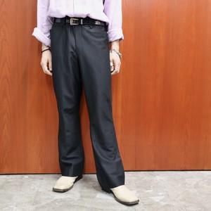 70's MESQUITE polyester flare slacks