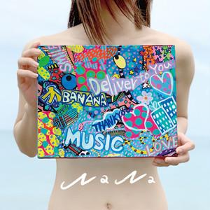 【通常盤】uuna | 3rdアルバム「NaNa」