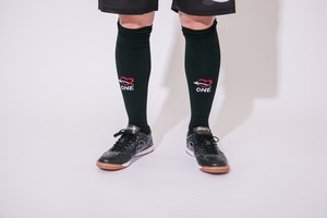 ONE-S0104 SIMPLE LOGO SOX(BLACK)
