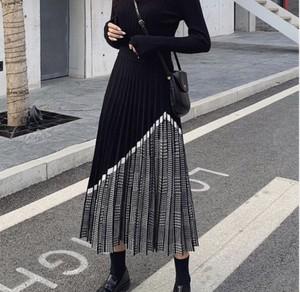 Plover pattern / skirt