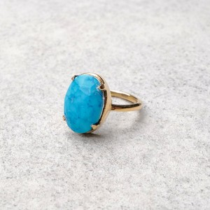 SINGLE STONE NON-ADJUSTABLE RING 144