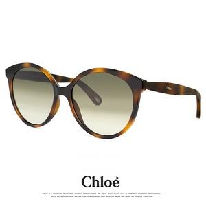 クロエ サングラス CE765S 218 アジアンフィット chloe ce765s 大きめ Lサイズ ビックレンズ ボストン