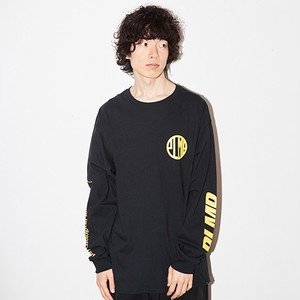 PSYCHOLOGICAL METAMORPHOSIS PLMP L/S MARK / BLACK / PL18-0108