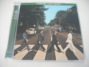 【CD+DVD】BEATLES / ABBEY ROAD  AUDIOPHILE MASTER COLLECTION