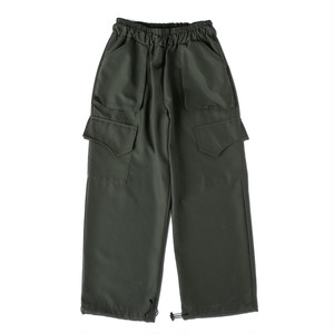 WIDE CARGO PANTS / KHAKI