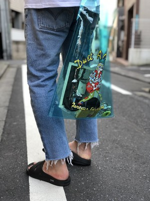 DUST AND ROCKS × yutaka.nojima Vinyl BAG