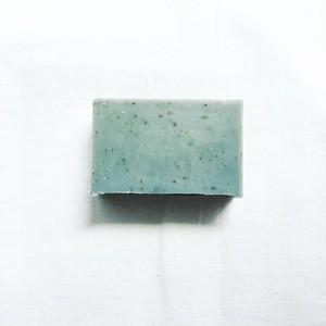 Palm Free Hand made soap 【竹炭&ミント&ローズマリー】パームフリー石鹸