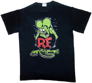 【S】 Rat Fink T-SHIRT