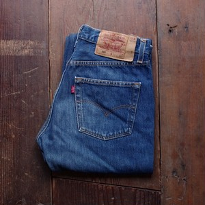 1990s Levi's 501 5Pocket Jeans / Made in USA !! リーバイス アメリカ製 W30