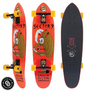 Sector 9 Artist Series / SKC DOWNFALL