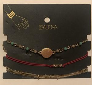 Isadora * 3bracelet