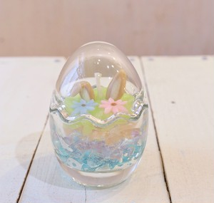 Happy Easter エッグキャンドル1