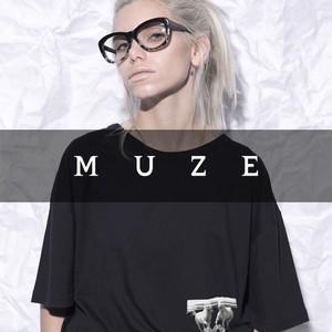 MUZE T-SHIRTS - HORSE - (BLACK)