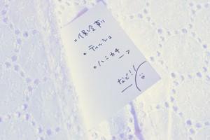 ハンカチ&ティッシュケース no.3