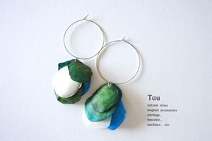 original fishscales handmade pierce [301s]