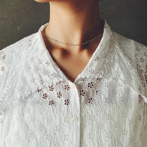 French summer blouse