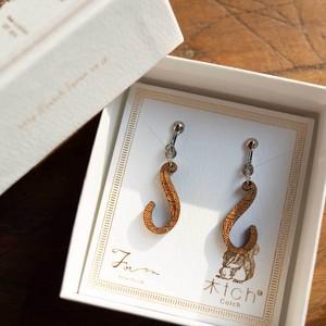 hook / フック(Pierced Earring Hang)