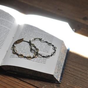 mary gaitani -wax code bracelet-