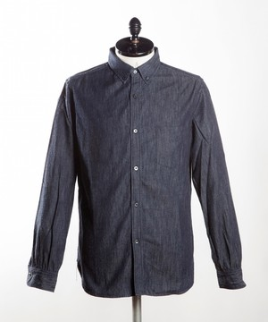 TOWNCRAFT/タウンクラフト DENIM REG BD SHIRTS     TC14F00300