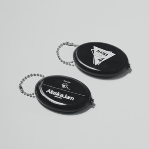 ALASKA FUNKY 4 コインケース(黒)