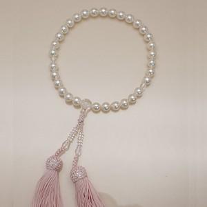 あこや真珠 お念珠 女性用