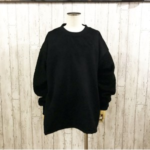 MIX WOOL KNIT(BLACK)