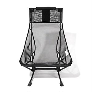 Helinox(ヘリノックス)Beach Chair Home(ビーチチェア メッシュ)ブラック
