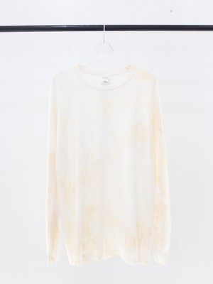 Used dyed long sleeve