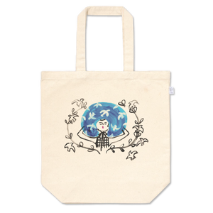 Sing with little birds  小鳥と歌う Tote