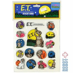 E.T. ステッカー 右手挙げなど
