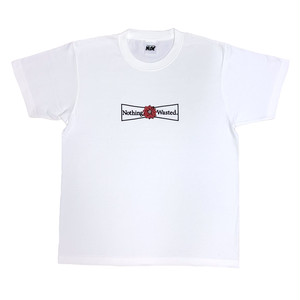ROSE RIBBON T-SHIRT WHITE