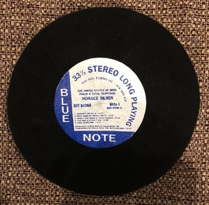 vinyl beret (HORACE)